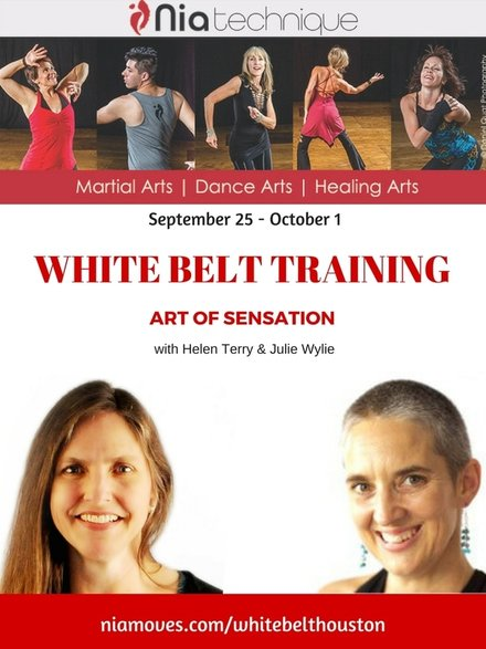 Training niamoves nia white belt intensive training with helen terry and julie wylie september 25 october 1 2017 malvernweather Images